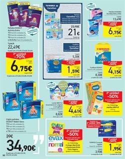 Ofertas de Pañales  en el folleto de Carrefour en San Sebastián de los Reyes