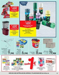 Ofertas de Bolsas de basura  en el folleto de Carrefour en Alcalá de Henares