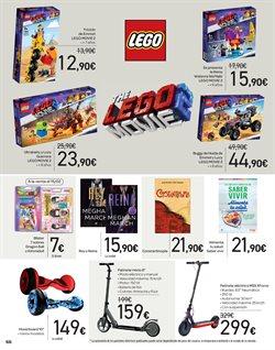 Ofertas de Patinete  en el folleto de Carrefour en El Ejido