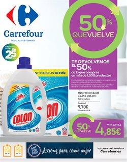 Ofertas de Perfumerías y belleza  en el folleto de Carrefour en Santa Cruz de Tenerife