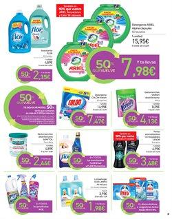 Ofertas de Ariel  en el folleto de Carrefour en Vecindario