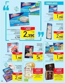 Ofertas de Pescanova  en el folleto de Carrefour en San Cristobal de la Laguna (Tenerife)