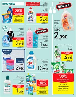 Ofertas de Detergente  en el folleto de Carrefour en Las Palmas de Gran Canaria