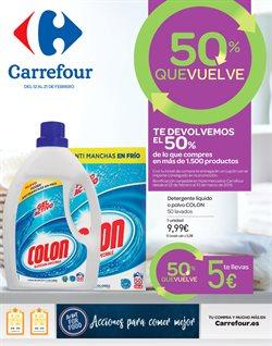 Ofertas de Carrefour  en el folleto de Ponferrada