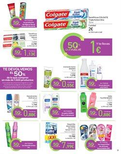 Ofertas de Gillette  en el folleto de Carrefour en Ponferrada