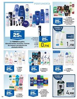Ofertas de Maquinilla  en el folleto de Carrefour en Ponferrada