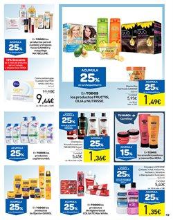 Ofertas de Enjuague bucal  en el folleto de Carrefour en León