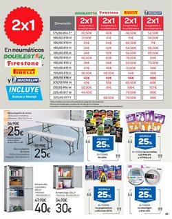 Ofertas de Continental  en el folleto de Carrefour en León