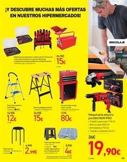 Ofertas de Maletín de herramientas  en el folleto de Carrefour en A Coruña