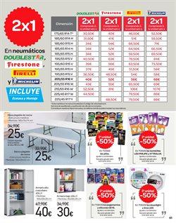 Ofertas de Neumáticos  en el folleto de Carrefour en A Coruña