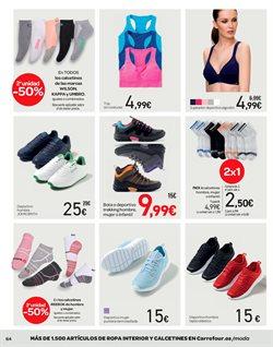 Ofertas de Sujetador deportivo  en el folleto de Carrefour en Bilbao