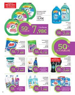 Ofertas de Ariel  en el folleto de Carrefour en Cartagena