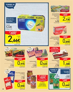 Ofertas de La Cigala  en el folleto de Carrefour en Valencia