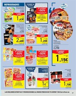 Ofertas de Hamburguesas  en el folleto de Carrefour en Torremolinos