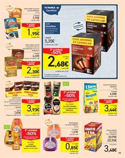 Ofertas de Cola Cao  en el folleto de Carrefour en Linares