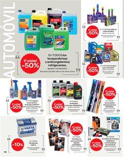 Ofertas de Aceite para motor  en el folleto de Carrefour en Valencia