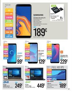 Ofertas de Tablet  en el folleto de Carrefour en Cartagena