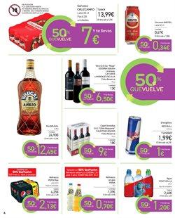 Ofertas de Bebidas  en el folleto de Carrefour en Alcalá de Henares