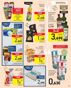 Ofertas de Leche  en el folleto de Carrefour en Alcalá de Henares