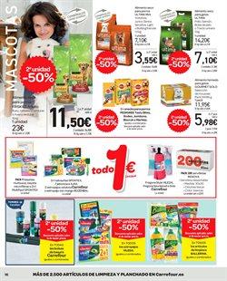 Ofertas de H&s  en el folleto de Carrefour en Alcalá de Henares