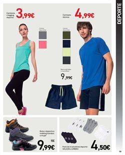 Ofertas de Pantalones hombre  en el folleto de Carrefour en Madrid