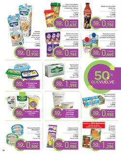 Ofertas de Central Lechera Asturiana  en el folleto de Carrefour en Algeciras