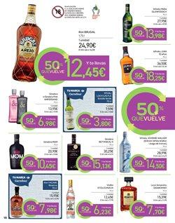 Ofertas de Ginebra  en el folleto de Carrefour en Algeciras