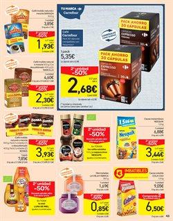 Ofertas de Nescafé  en el folleto de Carrefour en Algeciras