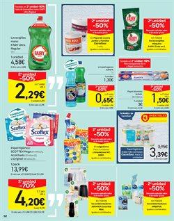Ofertas de Detergente lavavajillas  en el folleto de Carrefour en Estepona