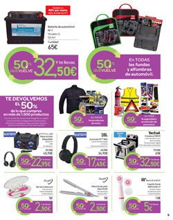 Ofertas de Batería de coche  en el folleto de Carrefour en Chiclana de la Frontera