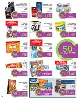 Ofertas de Bizcocho  en el folleto de Carrefour en Utrera