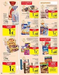 Ofertas de Pastelitos  en el folleto de Carrefour en El Puerto De Santa María