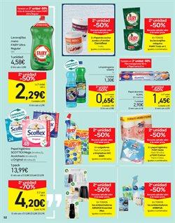 Ofertas de Detergente lavavajillas  en el folleto de Carrefour en San Fernando