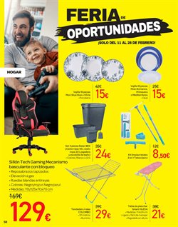 Ofertas de W5  en el folleto de Carrefour en Chiclana de la Frontera