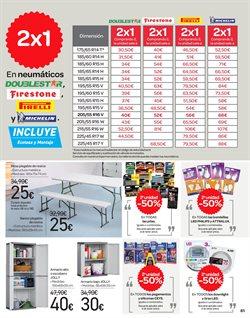Ofertas de Michelin  en el folleto de Carrefour en Chiclana de la Frontera