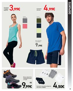 Ofertas de Deportes  en el folleto de Carrefour en Mairena del Aljarafe