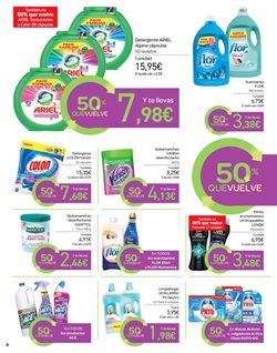 Ofertas de Productos de limpieza  en el folleto de Carrefour en Málaga