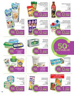 Ofertas de Puleva  en el folleto de Carrefour en Málaga