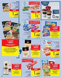 Ofertas de Queso rallado  en el folleto de Carrefour en Fuengirola