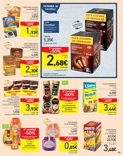 Ofertas de Nescafé  en el folleto de Carrefour en Málaga