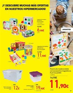Ofertas de Juguetes  en el folleto de Carrefour en Málaga