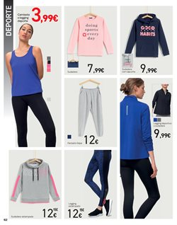 Ofertas de Pantalones mujer  en el folleto de Carrefour en Oviedo