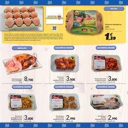Ofertas de Hamburguesas  en el folleto de Carrefour en Málaga