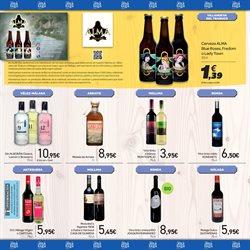 Ofertas de Cerveza  en el folleto de Carrefour en Málaga