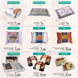 Ofertas de Bizcocho  en el folleto de Carrefour en Dos Hermanas