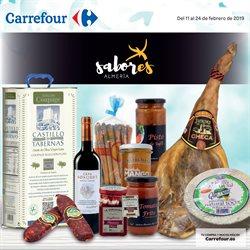 Ofertas de Carrefour  en el folleto de El Ejido