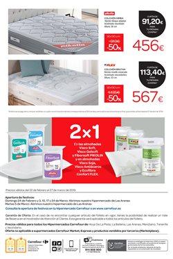 Ofertas de Decoración  en el folleto de Carrefour en Santa Cruz de Tenerife