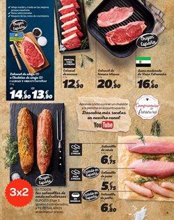 Ofertas de Carne  en el folleto de Carrefour en El Ejido