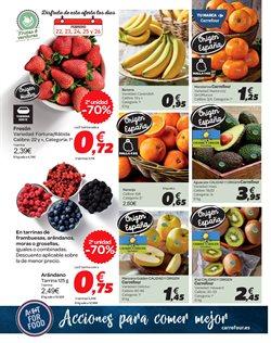 Ofertas de Fruta  en el folleto de Carrefour en Madrid