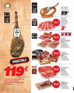 Ofertas de Embutidos ibéricos  en el folleto de Carrefour en Madrid
